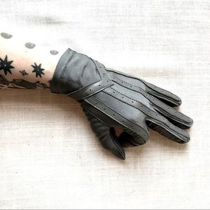 Vintage spandex gloves